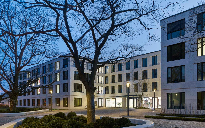 Neubau Büro- und Verwaltungsgebäude der KVBB und der LÄK Brandenburg